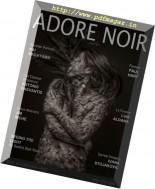 Adore Noir - February 2017