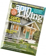 Cabin Living - March 2017