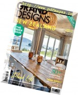 Grand Designs New Zealand - Issue 3.1, 2017