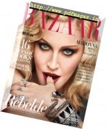 Harper's Bazaar Spain - Febrero 2017