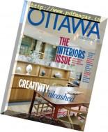 Ottawa Magazine - Interiors 2017
