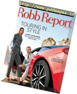 Robb Report USA - March 2017