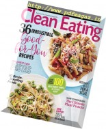 Clean Eating - March 2017
