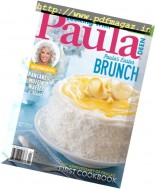 Cooking with Paula Deen - March-April 2017