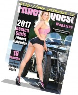 Fitness Quest Magazine - Jessica Surls - 2017 Calendar