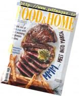 Food & Home Entertaining - March 2017