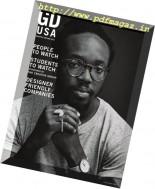 Graphic Design USA - January-February 2017