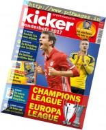Kicker - Champions League 2017