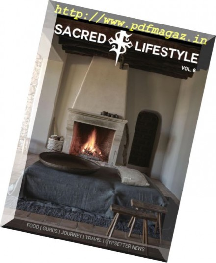 Sacred Lifestyle Magazine – Vol.8 2016