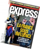 L'Express - 15 au 21 Fevrier 2017