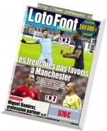Loto Foot - 15 Fevrier 2017