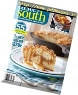 Taste of the South - March-April 2017
