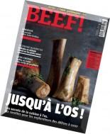 Beef! France - Fevrier-Mars 2017