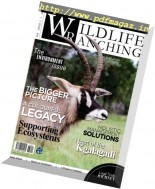 Wildlife Ranching Magazine - Issue 1, 2017