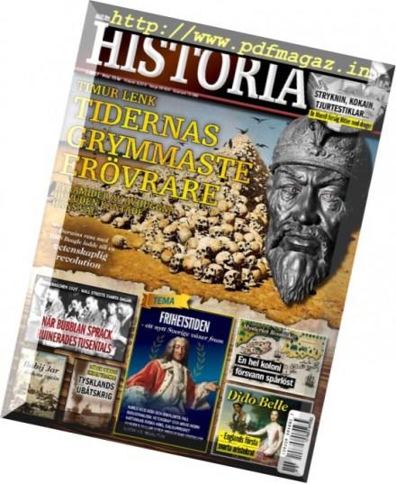 Allt Om Vetenskap Tema Historia – Nr.1, 2017