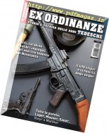 Armi Magazine - Ex Ordinanze Storia E Tecnica Delle Armi Tedesche 2015