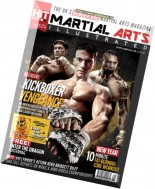 Martial Arts Illustrated - January 2017
