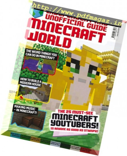 Minecraft World Magazine – Issue 23, 2017