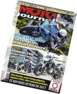 Moto Journal - 15 Fevrier 2017