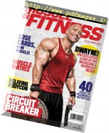 Muscle & Fitness Philippines - January-February 2017