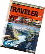 National Geographic Traveler France - Avril-Mai 2016
