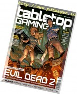 Tabletop Gaming - February-March 2017
