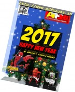 Action Figure Resource Magazine - December 2016