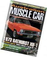 Australian Muscle Car - Issue 93, 2017