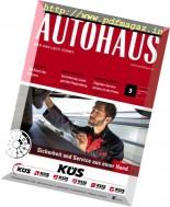 Autohaus - Nr.3, 2017