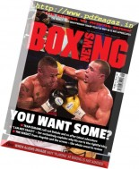 Boxing News UK - 9 February 2017