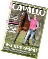 Cavallo - Marz 2017