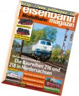 Eisenbahn Magazin - Marz 2017