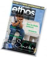 Ethos - Juli 2016