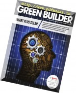 Green Builder - January-February 2017
