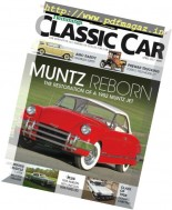 Hemmings Classic Car - April 2017