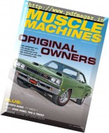 Hemmings Muscle Machines - March 2017