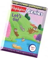 Highlights Genies - February 2017
