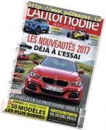 L'Automobile - Mars 2017
