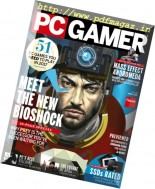 PC Gamer USA - March 2017