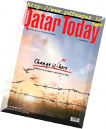 Qatar Today - January 2017