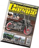 American Iron Garage - March - April 2017