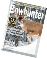 Bowhunter - March 2017