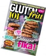 Glutenfritt - Nr.1, 2017
