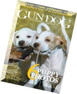 Gun Dog - March-May 2017