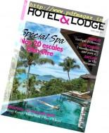 Hotel & Lodge - Mars-Avril 2017