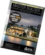 Master Builders Western Australia - March-April 2017