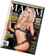 Maxim Australia - March 2017