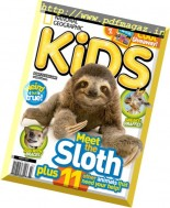 National Geographic Kids - March 2017