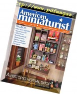 American Miniaturist - March 2017