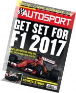 Autosport - 16 February 2017